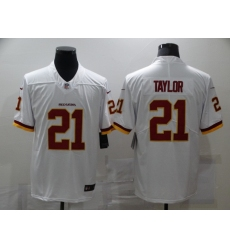 Men's Washington Redskins #21 Sean Taylor White Nike Limited Jersey