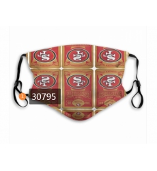 NFL San Francisco 49ers Mask-0052