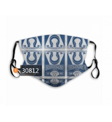Indianapolis Colts Mask-0035
