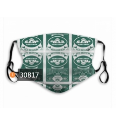 NFL New York Jets Mask-0034