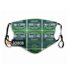 NFL Seattle Seahawks Mask-0025