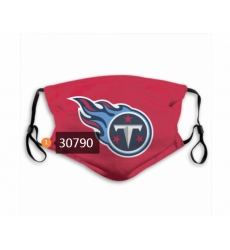 Tennessee Titans Mask-0020