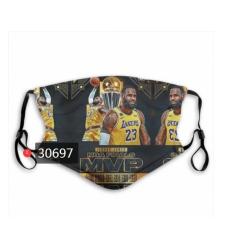 NBA Los Angeles Lakers Mask-039