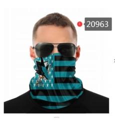 NHL Fashion Headwear Face Scarf Mask-156