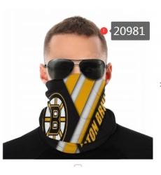 NHL Fashion Headwear Face Scarf Mask-174