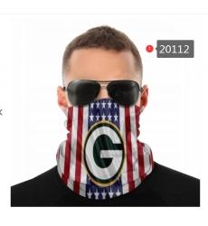 NFL Fashion Headwear Face Scarf Mask-426