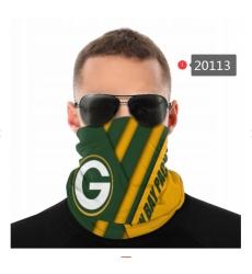 NFL Fashion Headwear Face Scarf Mask-427