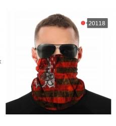 NFL Fashion Headwear Face Scarf Mask-432