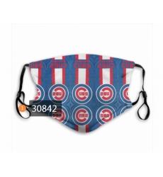 MLB Chicago Cubs Mask-001