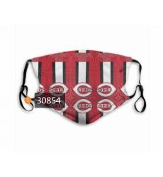 MLB Cincinnati Reds Mask-001
