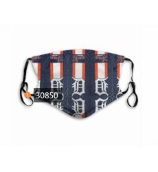 MLB Detroit Tigers Mask-001