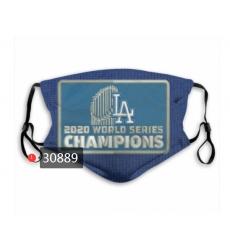MLB Los Angeles Dodgers Mask-0017