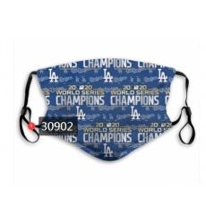 MLB Los Angeles Dodgers Mask-0029