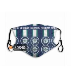 MLB Seattle Mariners Mask-001