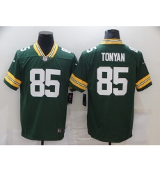 Men's Green Bay Packers #85 Robert Tonyan Nike Green Limited Jersey