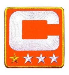 Stitched NFL Broncos Jersey C Patch