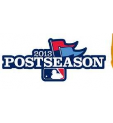 2013 Postseason Patch