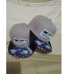 NFL Seattle Seahawks Hats-011