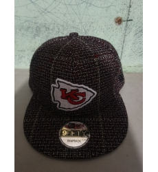 NFL Kansas City Chiefs Hats-014