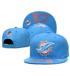 NFL Miami Dolphins Hats 007