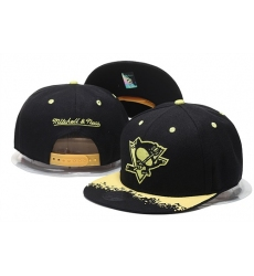 NHL Pittsburgh Penguins Stitched Snapback Hats 001