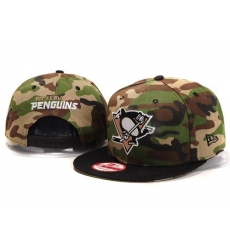 NHL Pittsburgh Penguins Stitched Snapback Hats 009