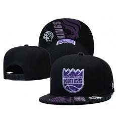 NBA Sacramento Kings Hats 001