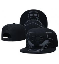 NBA Chicago Bulls Hats 010