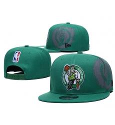 NBA Boston Celtics Hats 005