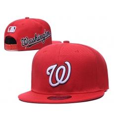 MLB Washington Nationals Hats-002