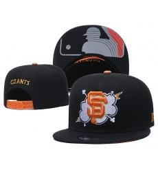 MLB San Francisco Giants Hats 001