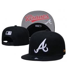MLB Atlanta Braves Hats 005