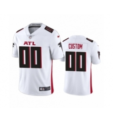 Atlanta Falcons Custom White 2020 Vapor Limited Jersey