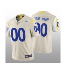 Los Angeles Rams Custom White Jersey 2020 Vapor Limited jersey